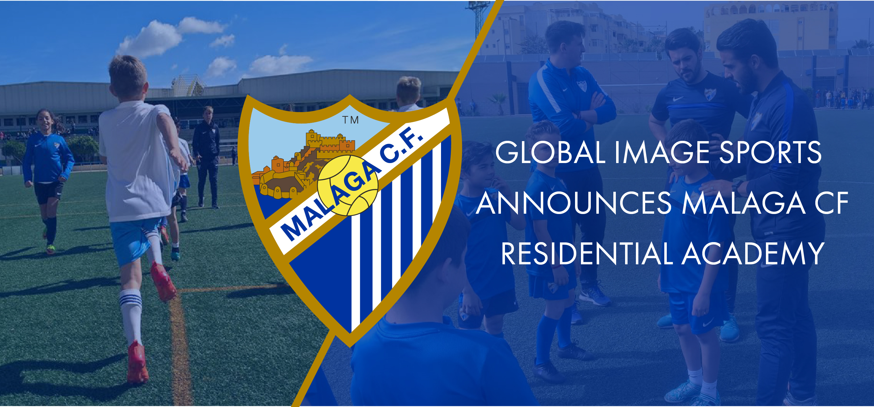 Official: GIS and Malaga CF Announce New Residential Academy