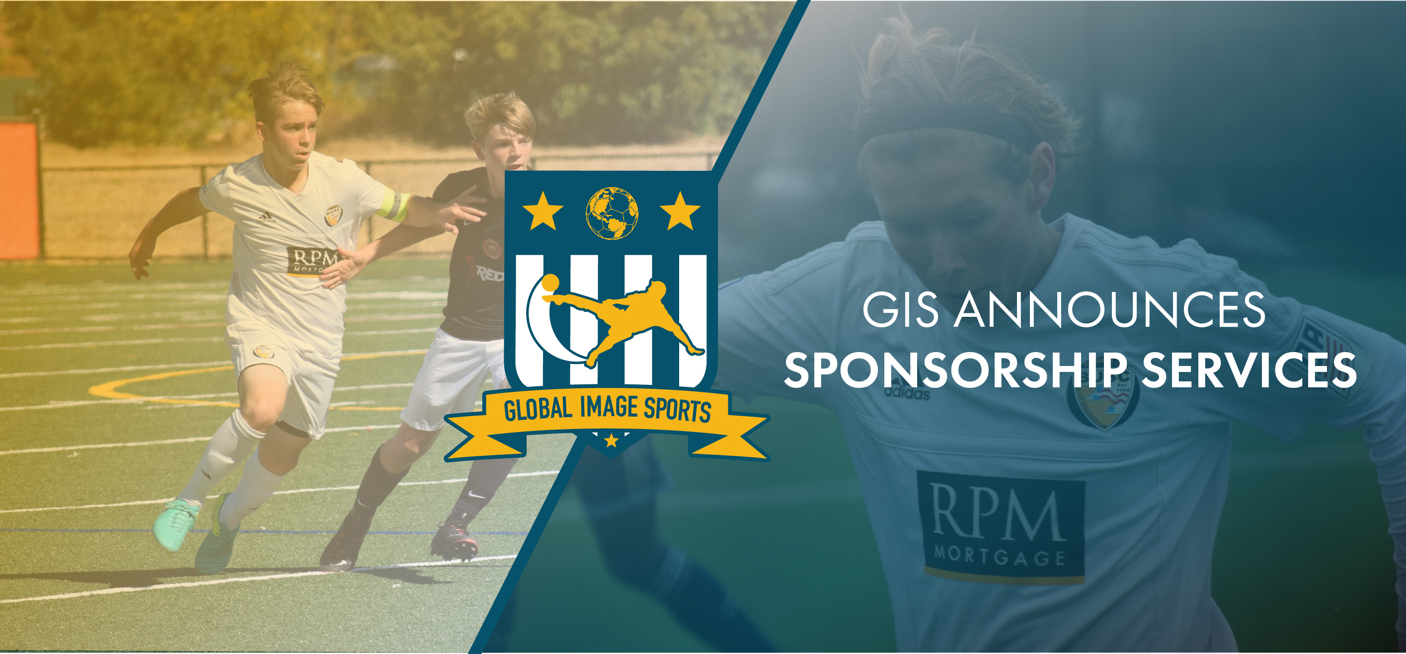 Global Image Sports announces Sponsorship services