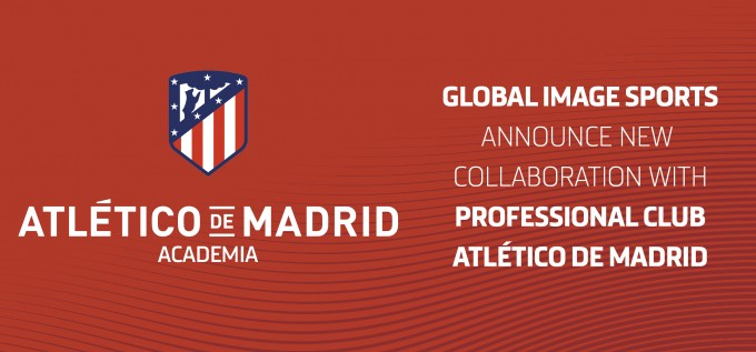 Image: CLUB ATLÉTICO DE MADRID & GLOBAL IMAGE SPORTS INC. ANNOUNCE FORMAL PARTNERSHIP