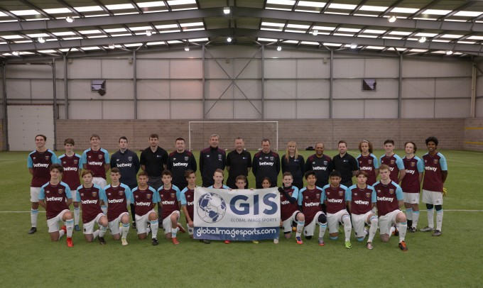 be935d7c218 Image: West Ham United Football Club & Global Image Sports Inc. Sign  Exclusive Partnership