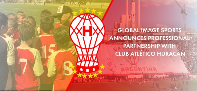 Image: Global Image Sports announces Professional Partnership with Club Atlético Huracán