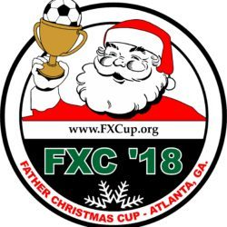 Image: The 2018 Father Christmas Cup
