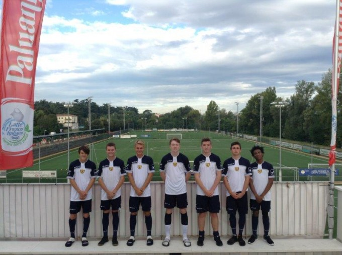 Image: GIS & ChievoVerona Launch European Residential Academy