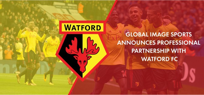 Image: GLOBAL IMAGE SPORTS ANNOUNCES PROFESSIONAL PARTNERSHIP WITH WATFORD FC