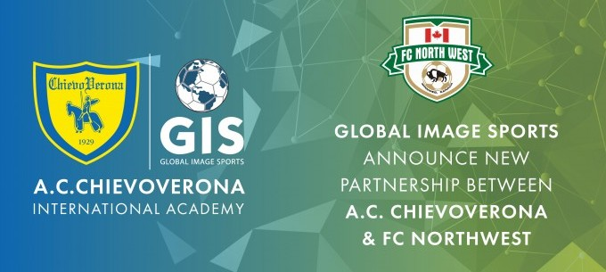 Image: A.C. CHIEVOVERONA, GLOBAL IMAGE SPORTS INC. & FC NORTHWEST ANNOUNCE NEW PARTNERSHIP