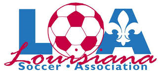 Image: Louisiana Soccer Association visit the UK