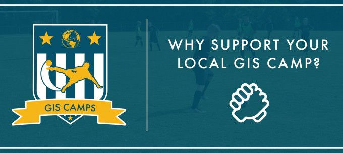 Image: Why Support Your Local GIS Camp?