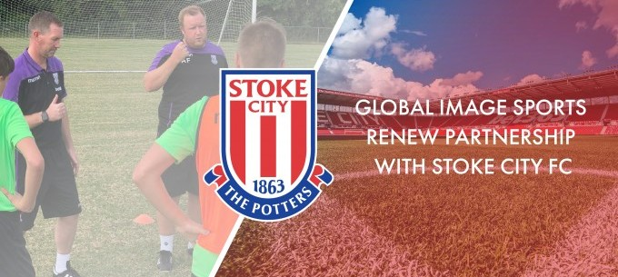 Image: Stoke City FC renew Partnership with GIS