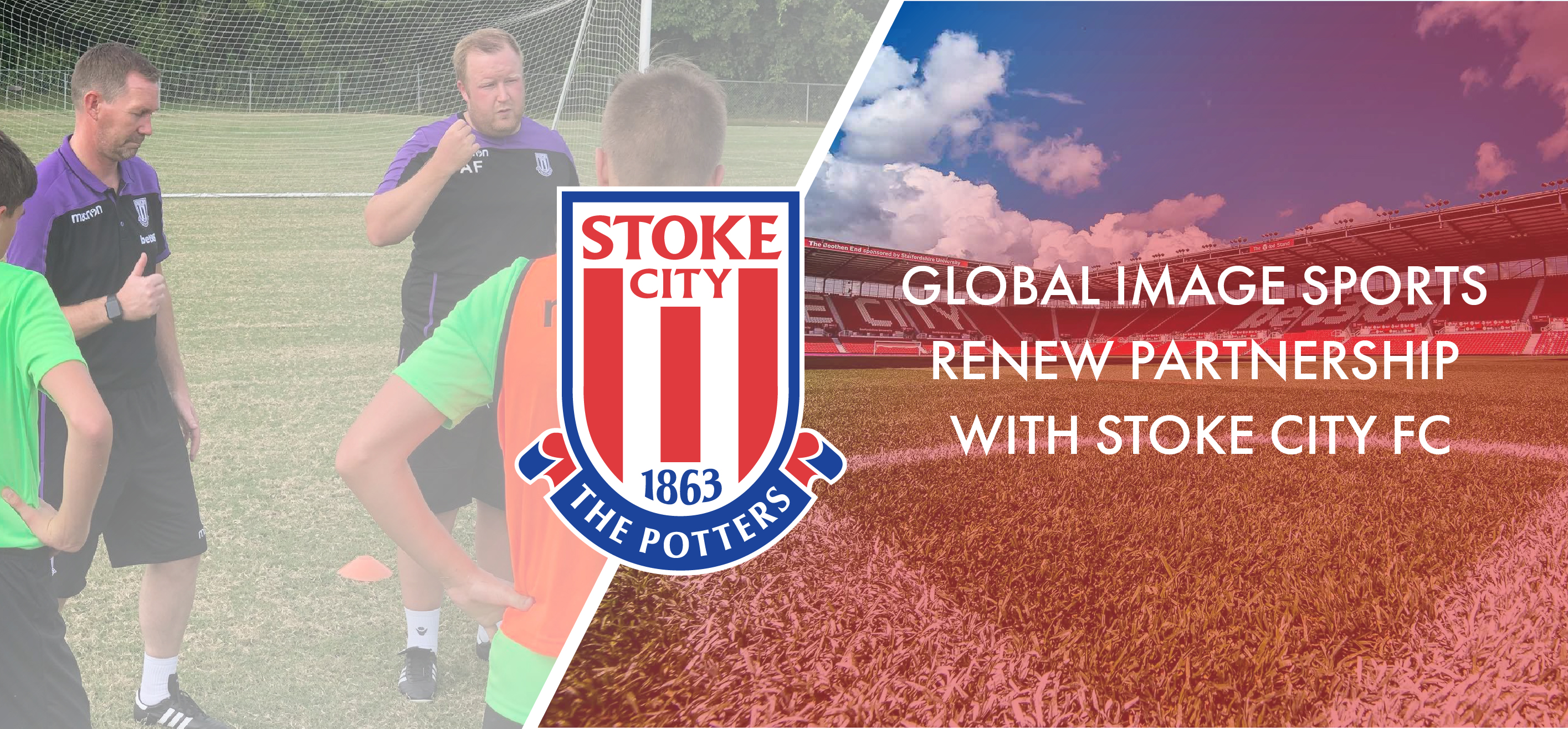 Stoke City FC renew Partnership with GIS