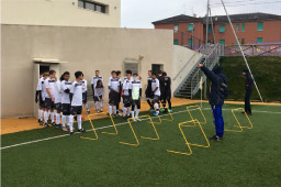 Italy Soccer Tours Training